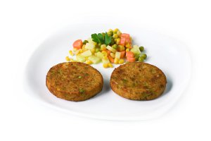 HAMBURGER VEGETALE COTTO G.100X20PZ G.E.