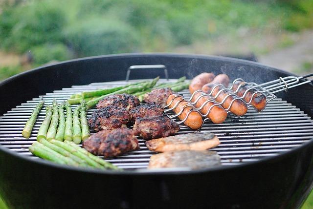 Profumo di barbecue