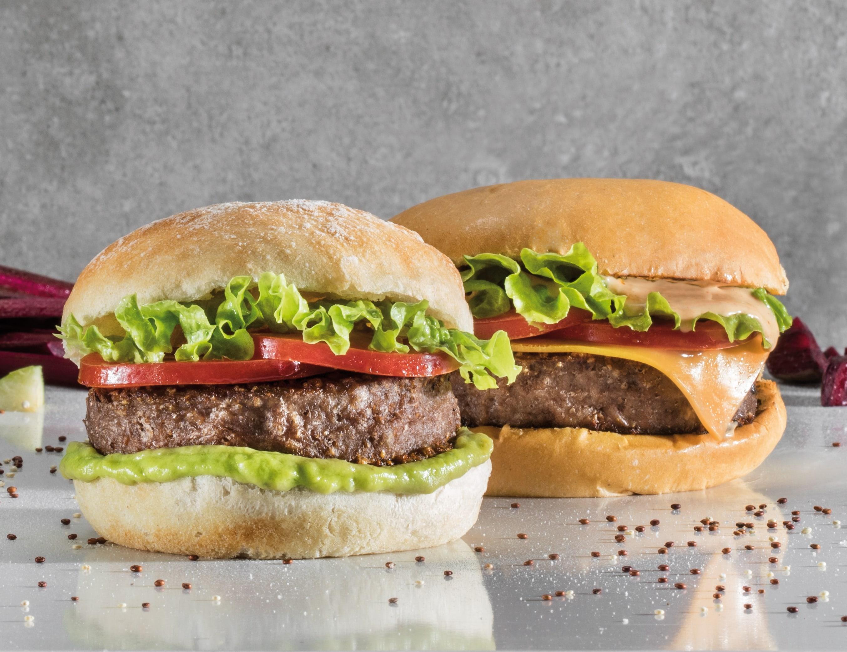 Arriva il burger non burger
