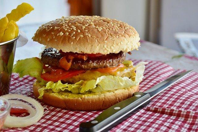 Hai l'hamburgeria aperta? Passa da noi