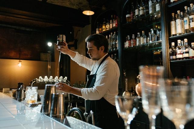 E se tu diventassi barman?